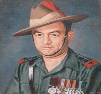 Major Dhan Singh Thapa