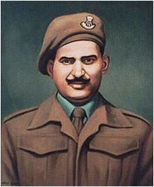 Major Piru Singh Shekhawat