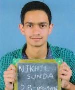 Nikhil Sunda-Army