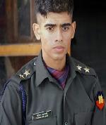 Kunal, Army